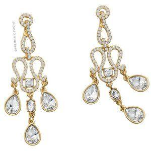 Premier Designs Oh So Fancy earrings